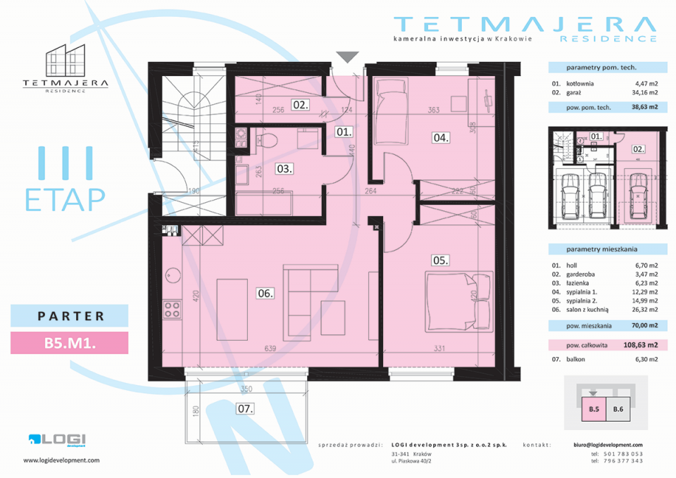 Mieszkanie B5.M1.