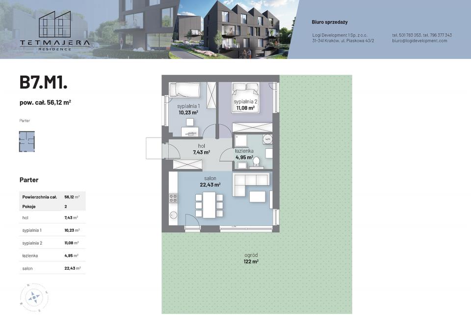 Mieszkanie B7.M1.