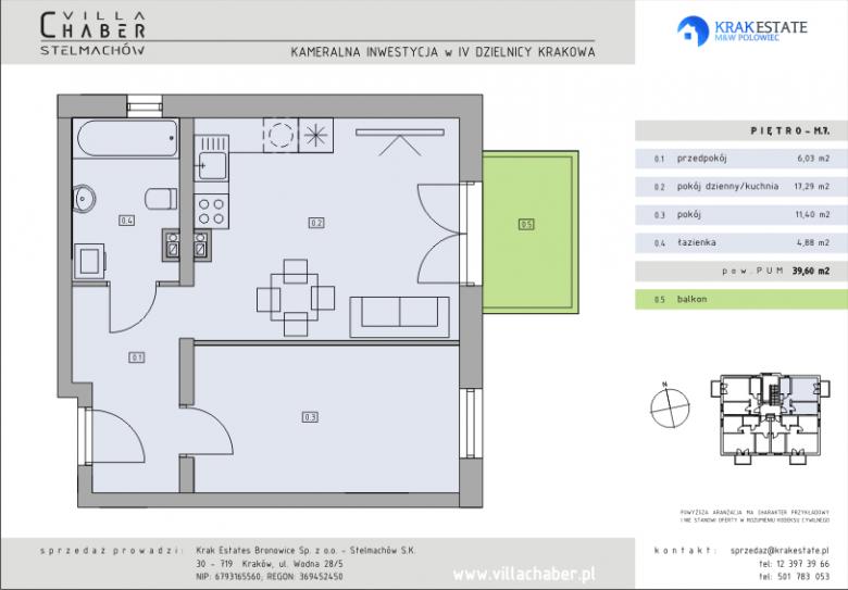 Mieszkanie nr M.07.